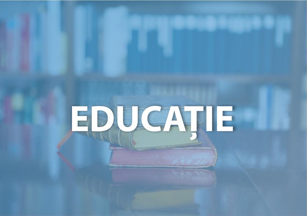 Comisii de specialitate - educatie