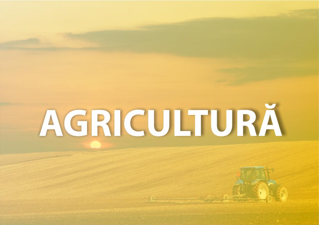 Comisia de specialitate - agricultura