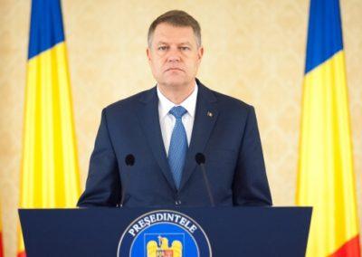 Iohannis: Solicit public demisia premierului Dancilă