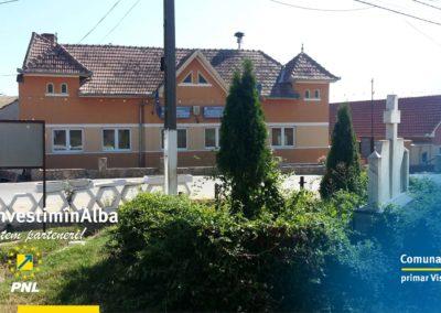 Daia Română: singura comună din județ cu toate drumurile asfaltate
