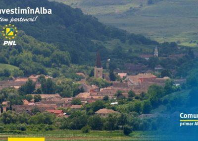Comuna Jidvei: investiții la standarde europene