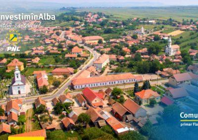 Mihalț: de la proiect la realitate, transformare spectaculoasă a comunei