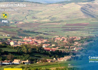 Comuna Cergău: infrastructură, sport, cultură, toate domeniile au fost cuprinse în portofoliul de investiții