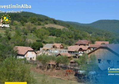 Comuna Mirăslău: proiecte pentru modernizare drumuri, școli și rețea de apă și canalizare