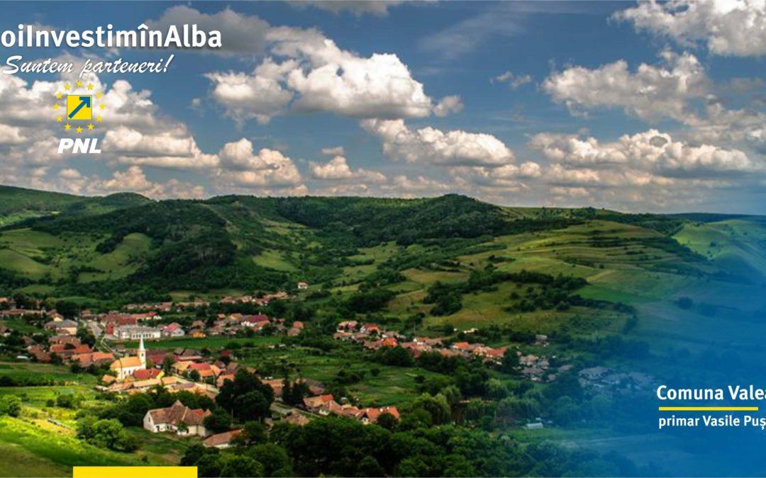 Comuna Valea Lungă: cele mai multe fonduri europene accesate