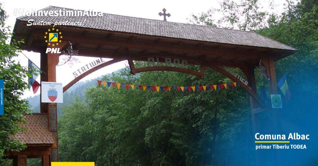 Comuna Albac: prima localitate desemnată stațiune turistică la nivelul județului Alba