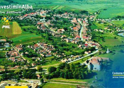 Comuna Cetatea de Baltă: infrastructură și cultură pentru o dezvoltare sustenabilă