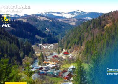 Comuna Gârda de Sus: circuit turistic în inima Munților Apuseni