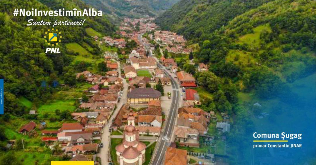 Comuna Șugag: mica Austrie de la poalele Munților Șureanu