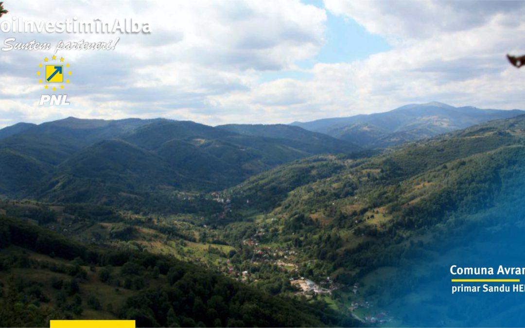 Comuna Avram Iancu: se vor moderniza drumuri în lungime de 20 km