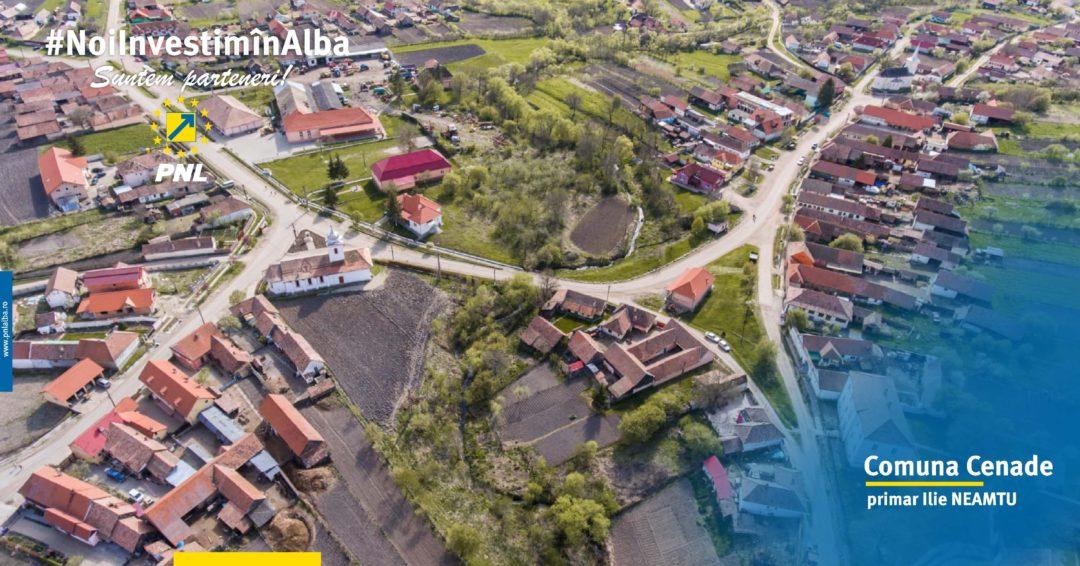 Comuna Cenade: model de dezvoltare în Țara Secașelor