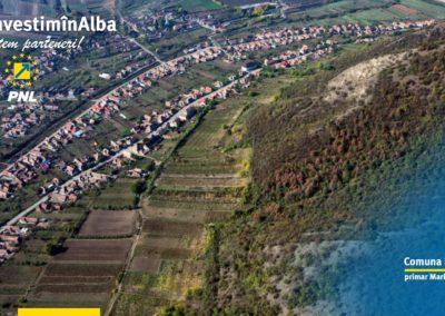 Comuna Lopadea Nouă: proiectele implementate schimbă peisajul comunei