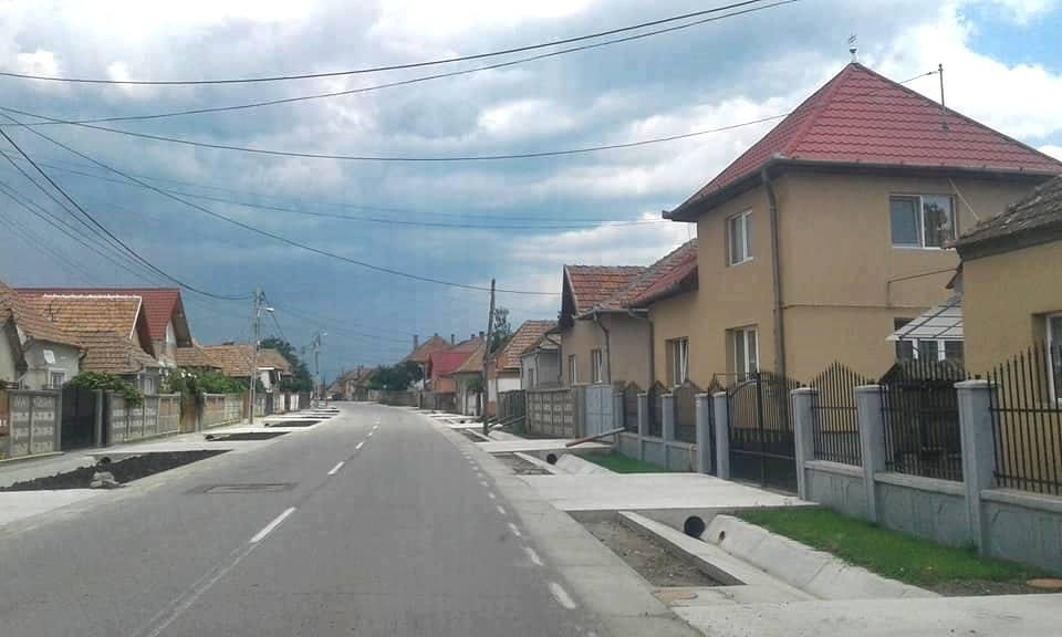 Fondurile europene nerambursabile sunt o altă sursă importantă de finanțare pentru dezvoltarea localităților comunei