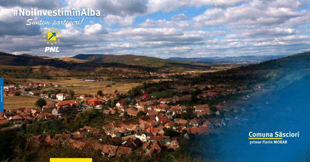 Comuna Săsciori: dezvoltare durabilă în zona văii Sebeșului