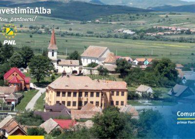 Comuna Șona: dezvoltare durabilă în ansamblul Văii Târnavelor