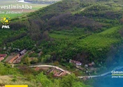 Comuna Blandiana: proces amplu de modernizare a comunei