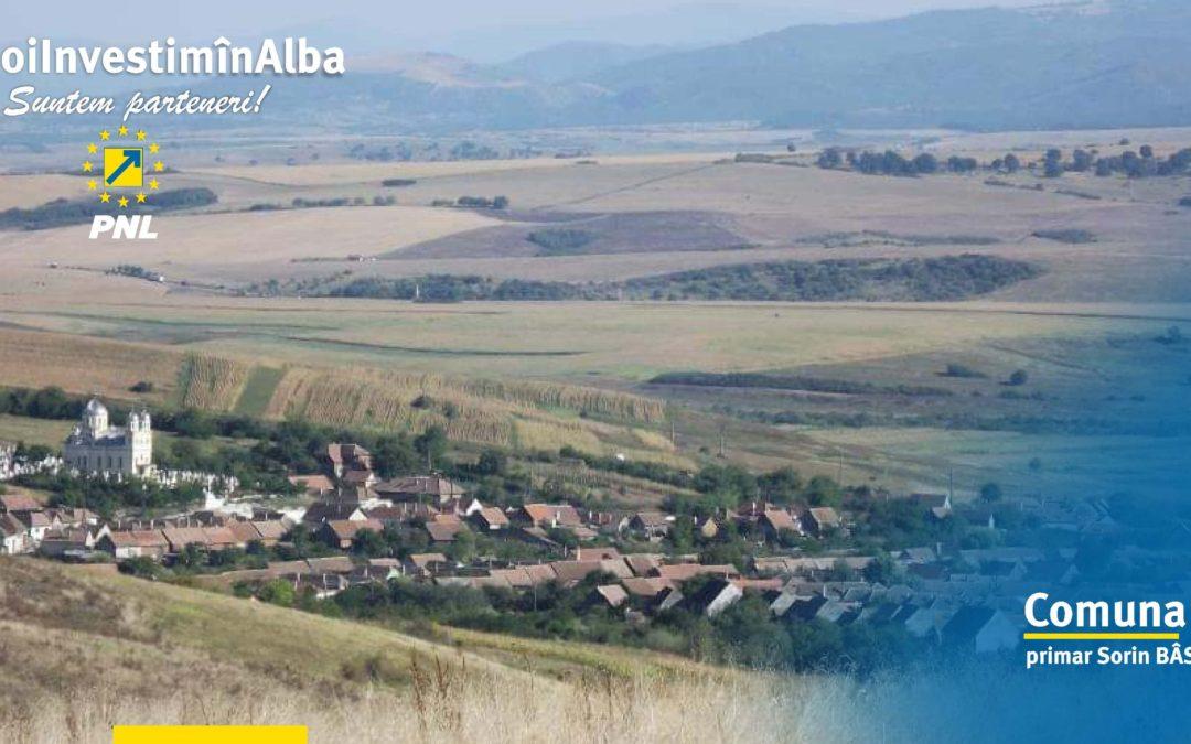 Comuna Cut: dezvoltare accelerata pe valea Secașului
