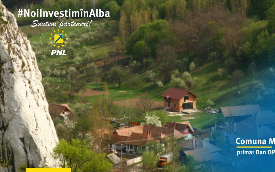 Comuna Meteș: anul implementării proiectelor în infrastructură, sănătate și agrement