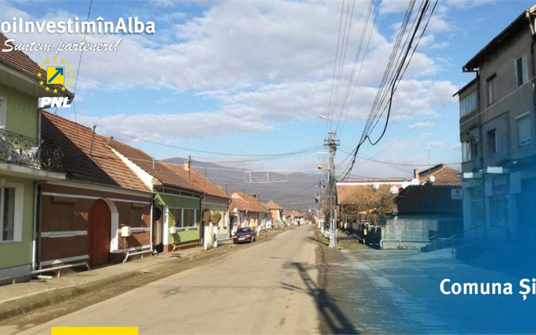 Comuna Șibot: Echipa PNL susține dezvoltarea comunei