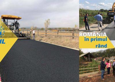 11,7 milioane euro investite în 2018 în modernizarea drumurilor din județul Alba