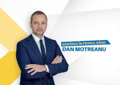 Dan Motreanu – Doresc ca părerile comunității locale să conteze!