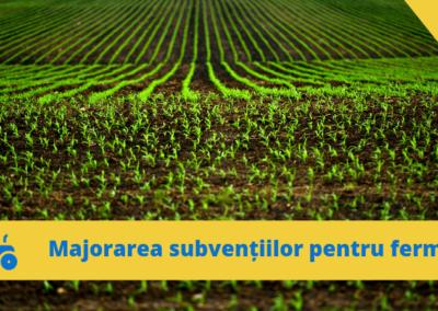 PNL a obținut majorarea subvențiilor la hectar pentru fermierii români
