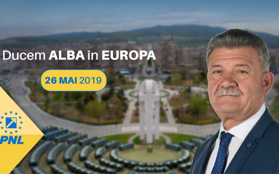 Mircea Hava: Alba Iulia = Romania = Europa: oricare dintre ele lipsește, ecuația devine imposibilă