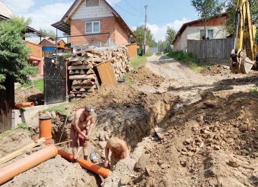 Modernizarea comunei Bistra din Munţii Apuseni continuă
