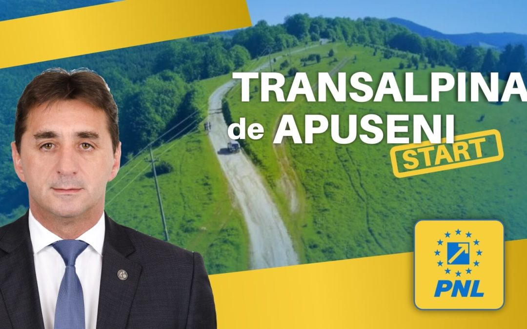 Marius Hațegan, vicepreședinte CJ Alba: A fost predat amplasamentul pentru reabilitarea DJ 107 I – Transalpina de Apuseni