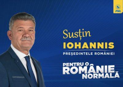 """Klaus Iohannis și județul Alba. Mircea Hava: """"De ce îl susținem pe actualul președinte pentru un nou mandat"""""""