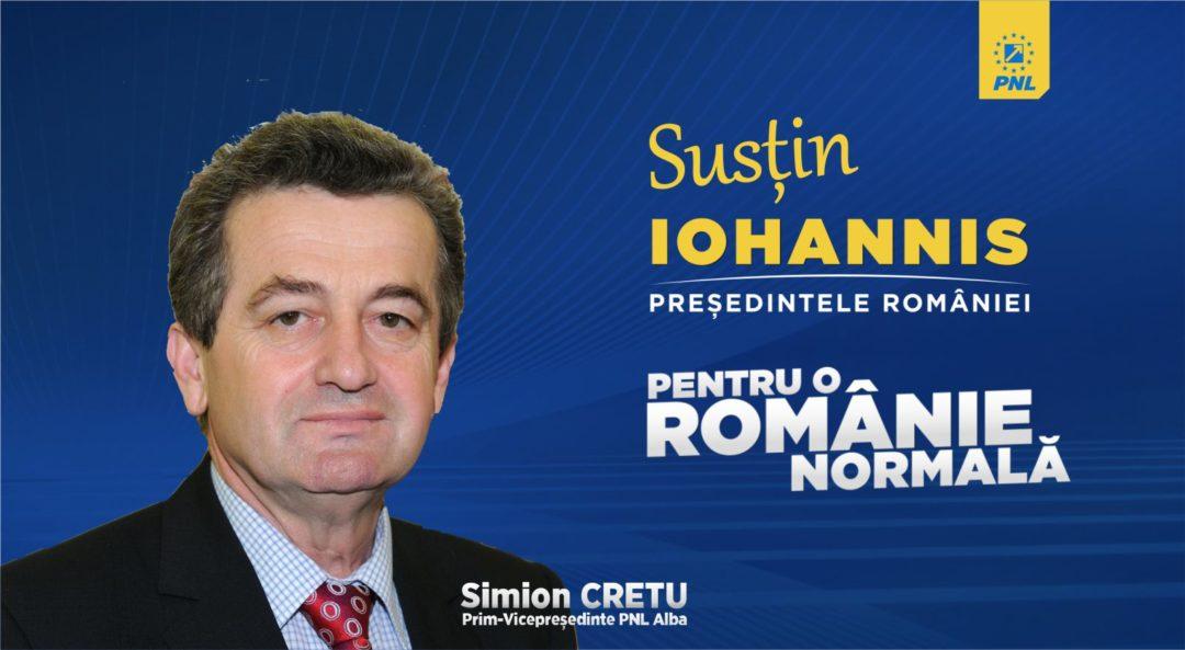 PNL și Klaus Iohannis reprezintă garanția că putem oferi acestei țări un adevărat proiect de dezvoltare