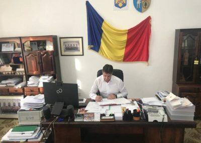 Ritm alert la construcţia Băilor Sărare de la Ocna Mureş