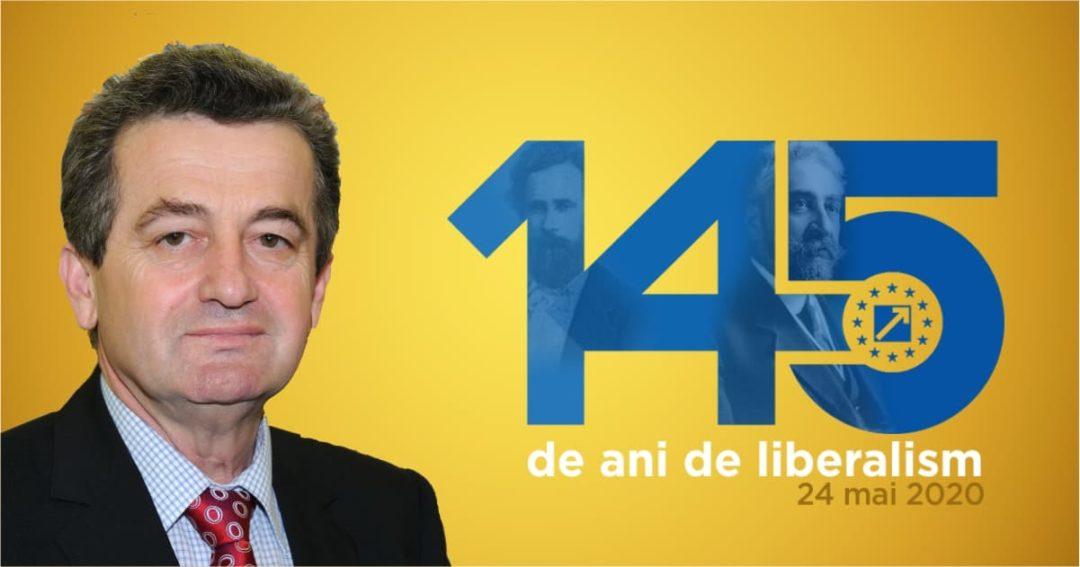 145 ani de liberalism. Aniversarea PNL poate reprezenta sprijinul și motivația pentru a reclădi o Românie puternică