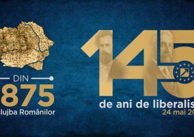 145 de ani de liberalism