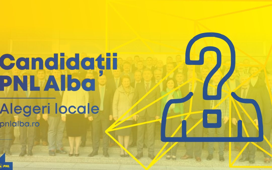 Marius Haţegan, secretar general PNL Alba: Obiectivul nostru la alegerile locale – Câştigarea Consiliului Judeţean şi a 70 de primării