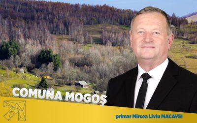 Liviu Mircea Macavei: comuna Mogoș va beneficia de infrastructură rutieră reabilitată
