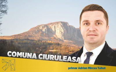 Tuhuț Mircea Adrian cu gând bun pentru Ciuruleasa