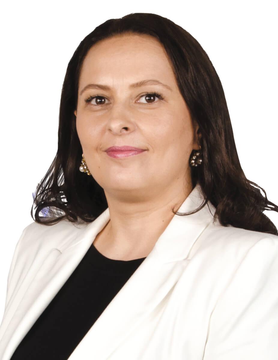 Alina Silvia HĂRĂGUȘ