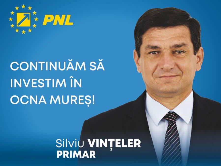 Continuăm să investim în Ocna Mureș!