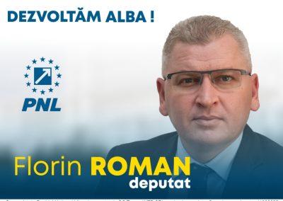 Florin Roman: Prin noi înșine, putem dezvolta România