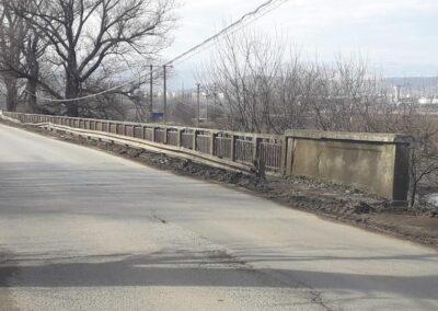 Podul de peste Râul Mureş de la Ciumbrud va fi consolidat. A fost dat ordinul de începere al lucrărilor